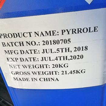 pyrrole CAS 109-97-7