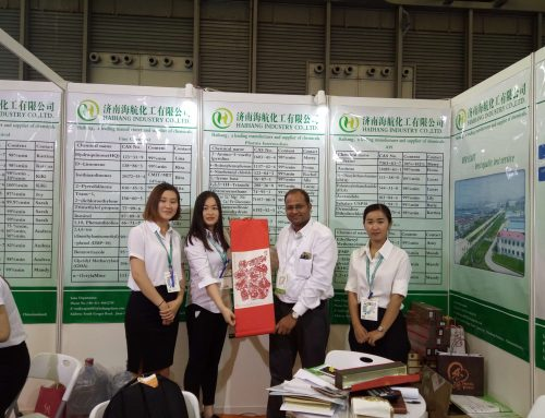 Haihang Industry Attended CPhI & P-MEC China 2017
