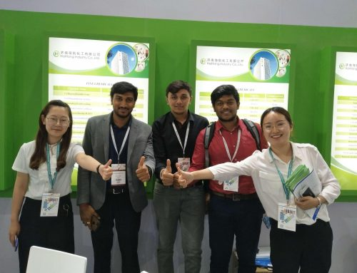 Haihang Industry Attended CPhI & P-MEC China 2018