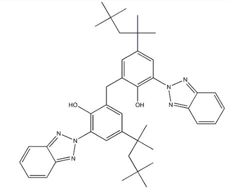 Ultraviolet Absorbent UV-360 CAS 103597-45-1